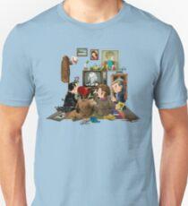 50 Jahre der Doktor Slim Fit T-Shirt