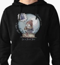 The Girl Who Waited Pullover Hoodie