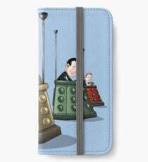 Bump the Doctor iPhone Wallet/Case/Skin