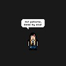 The 8-Bit Rocky Horror Picture Show - Hot Patootie by Antonia Bonello