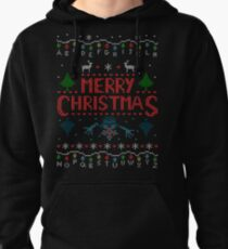 MERRY CHRISTMAS FROM THE UPSIDE DOWN! #2 Pullover Hoodie