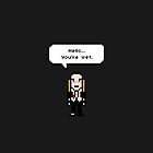 The 8-Bit Rocky Horror Picture Show - You're Wet by Antonia Bonello