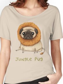 Jungle Pug Women's Relaxed Fit T-Shirt