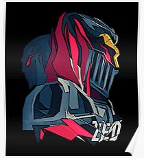 Zed Poster