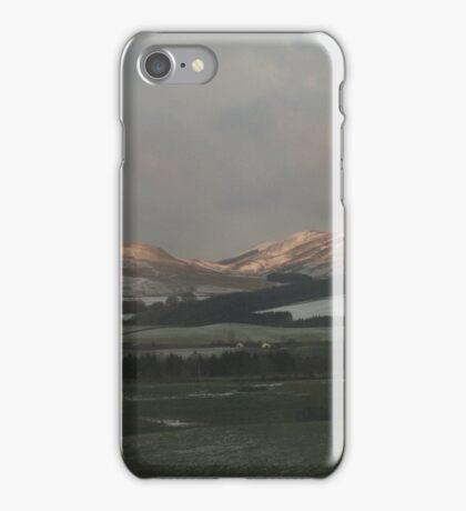 White mountains iPhone Case/Skin
