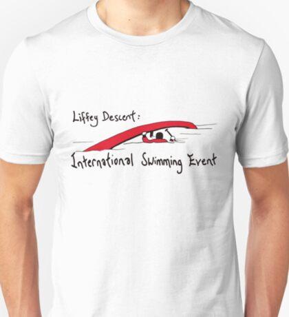 Liffey Descent - International Swim T-Shirt