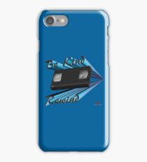 Be Kind Rewind Ver. 5 iPhone Case/Skin
