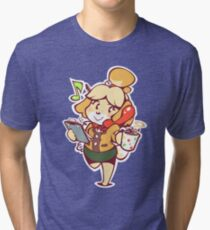 Isabelle - Ready for Work! Tri-blend T-Shirt