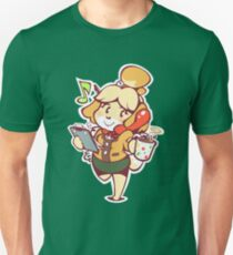 Isabelle - Ready for Work! Unisex T-Shirt