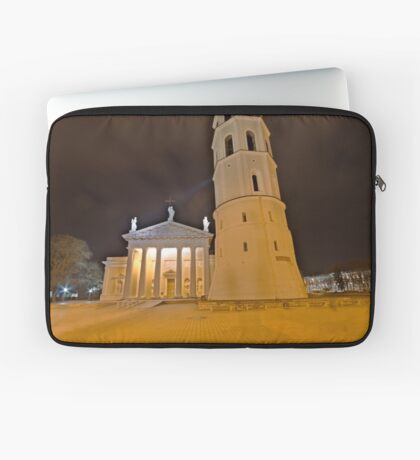 Cathedral of Vilnius Laptop Sleeve