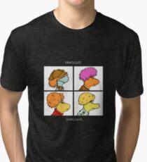 Fragglez Tri-blend T-Shirt