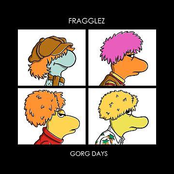 Fragglez by ItokoDesign