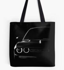 dodge challenger 2015, black shirt Tote Bag