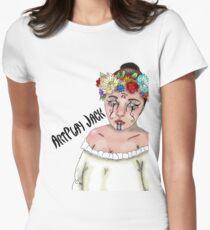 Camiseta entallada para mujer Shameless Self Promotion