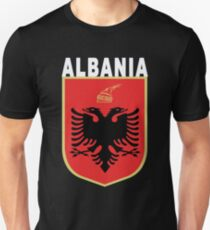 Albania National Sports Design - Albanian Pride Unisex T-Shirt