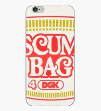 dgk scumbag iPhone-Hülle & Cover