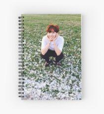 BTS JHOPE Spiral Notebook
