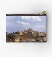 Views of Malta I Studio Pouch