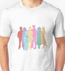 A Tight-Knit Family Unisex T-Shirt