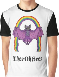 Thee Oh Sees Graphic T-Shirt