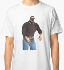 Dwayne The Sloth Johnson Classic T-Shirt