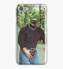 Dwayne The Sloth Johnson iPhone Case/Skin