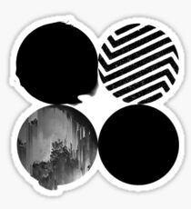 BTS Wings Sticker