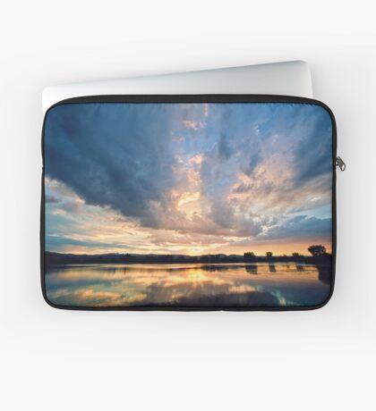 Sunset Slides In Laptop Sleeve