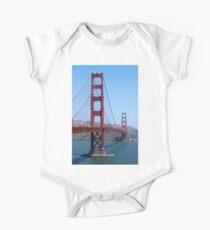 San Francisco Golden Gate One Piece - Short Sleeve