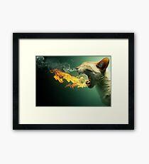 Deviant Art Framed Print