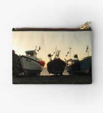 Early Morning light in Cadgewith Studio Pouch