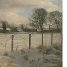 Snow scene by KMorral