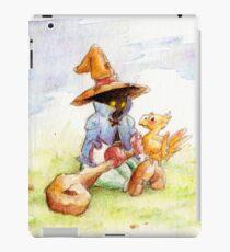 FF IX - Bibi / Vivi iPad Case/Skin