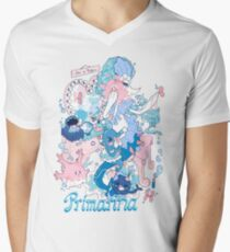 Starter's family: Primarina Men's V-Neck T-Shirt