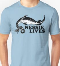 Nessie Lives Unisex T-Shirt