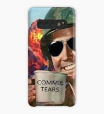 Commie Tears Case/Skin for Samsung Galaxy