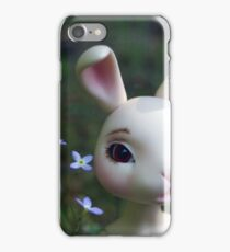 Ball Jointed Doll- Rabbit iPhone Case/Skin