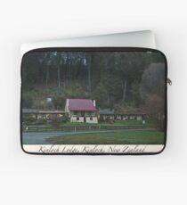 Kinloch Lodge, Kinloch, New Zealand Laptop Sleeve