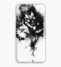 Ryuk Shinigami iPhone Case/Skin