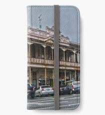 Old Coffee Palace iPhone Wallet/Case/Skin