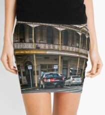 Old Coffee Palace Mini Skirt