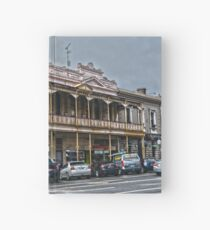 Old Coffee Palace Hardcover Journal