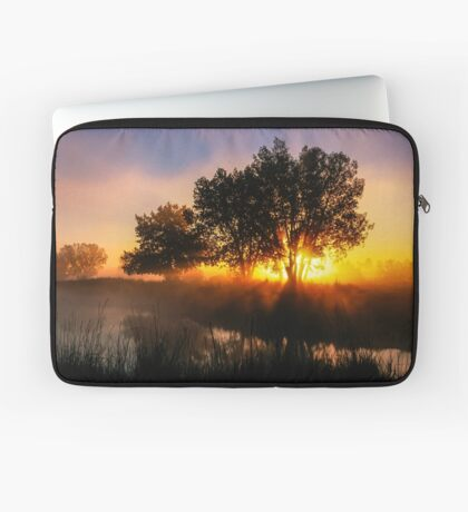 Buttercup Sunrise Laptop Sleeve