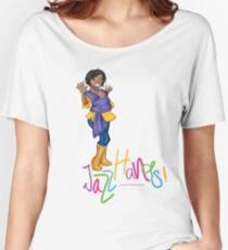 Jazz Hands! 2 Women's Relaxed Fit T-Shirt