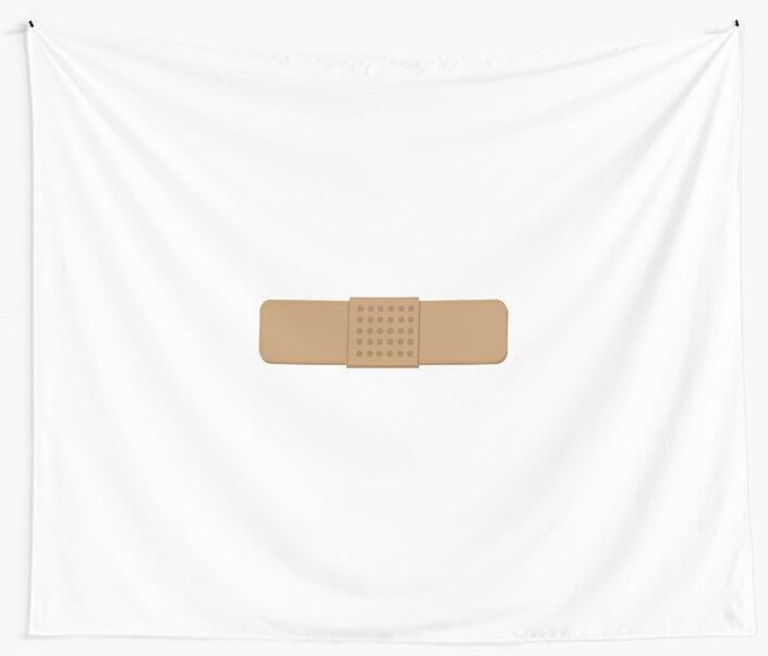 Telas Decorativas Jdm Band Aid Adhesivo Para Auto Y Calcomanias
