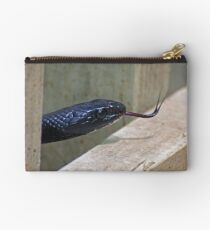 THE SNAKE (FORKED TONGUE CREATURE) Studio Pouch