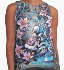 Lily Tiger Contrast Tank