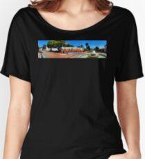Ventura Figueroa Plaza Women's Relaxed Fit T-Shirt