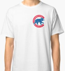 Chicago Cubs World Series Champions November 2, 2016 Cub 2 Classic T-Shirt