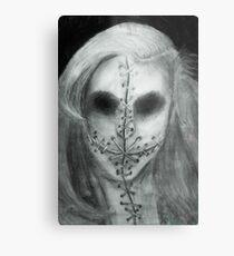 Ragface Metal Print
